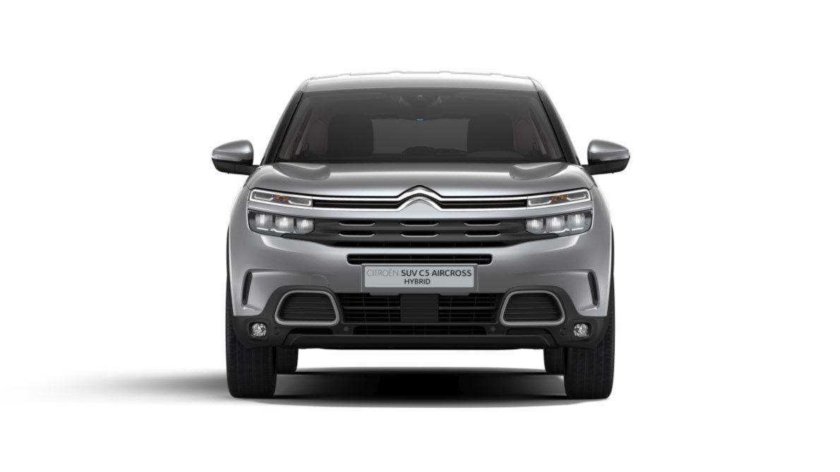 Nieuw Citroen SUV C5 Aircross SUV Feel EP6FADTXHP 1.6L ESS 4X2 AUTOMATIQUE 8 RA Gris Platinium (M0VL) 5