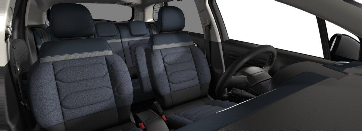 Nieuw Citroen SUV C3 Aircross BERLINE FAMILIALE Shine EB2ADTS/EU63 1200 3 EAT6 Noir Perla Nera (M09V) 12