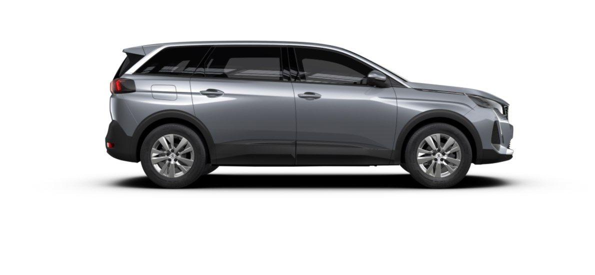 Nieuw Peugeot 5008 SUV Active Pack 1.2 PureTech 130 ch ?6.3 EAT8 Gris Artense (M0F4) 4