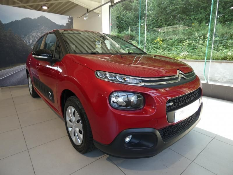 Occasie Citroen C3 Feel Red (RED) 1