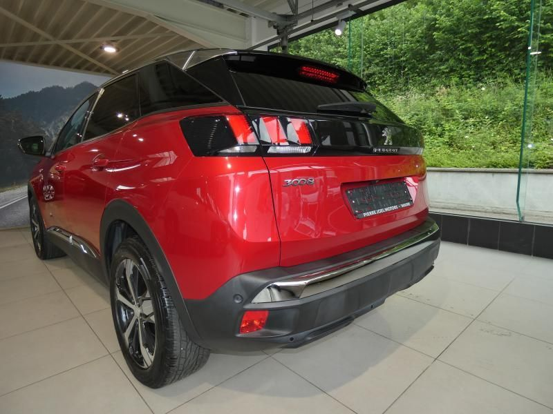 Occasie Peugeot 3008 II Allure Red (RED) 4