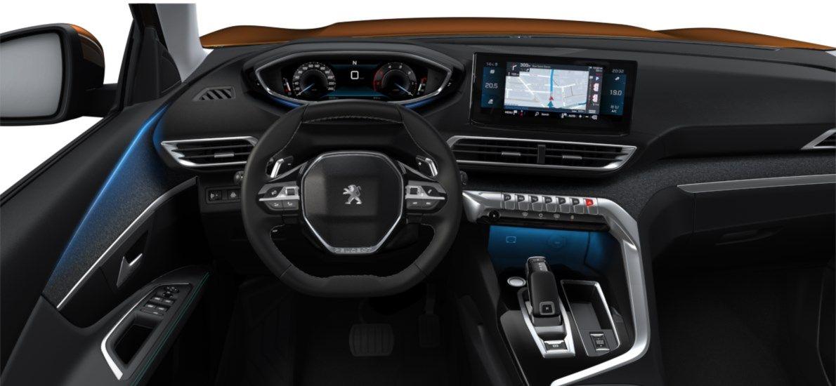 Nouveau Peugeot 5008 SUV Allure Pack DV5RC/UE63 1.5L DIES EAT8 Metallic Copper (M0LG) 10