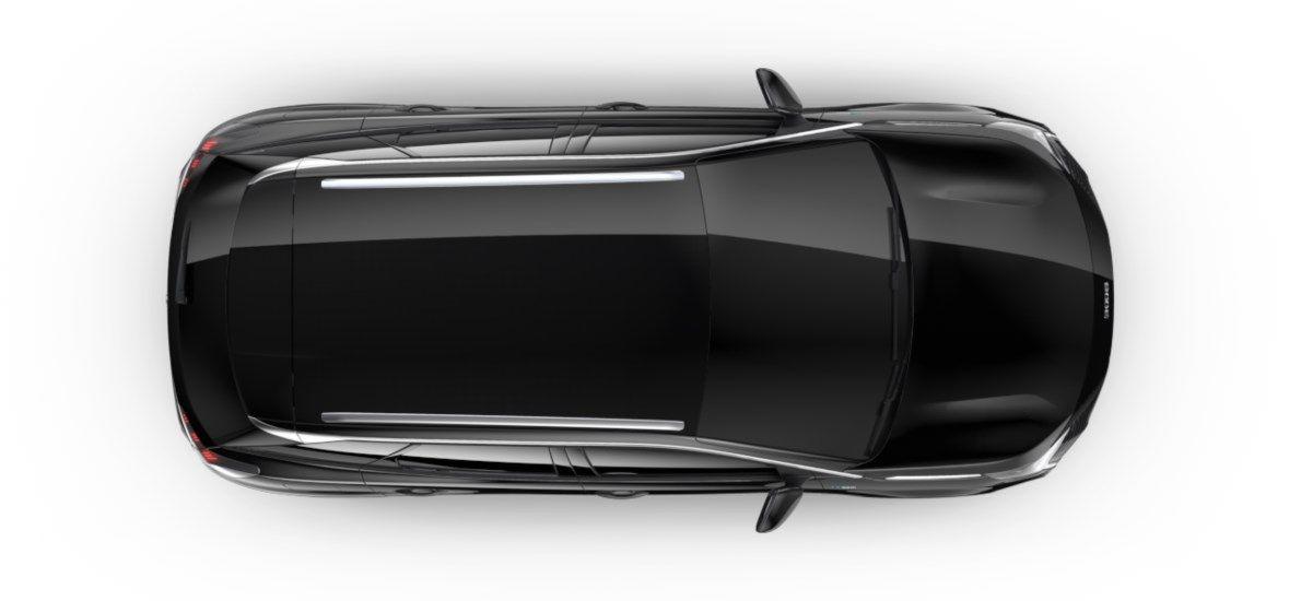 Nieuw Peugeot 3008 SUV Allure Pack Hybride Hybrid 225 ch 4X2 AUTOMATIQUE 8 RA Noir Perla Nera (M09V) 3
