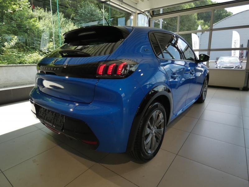 Used Peugeot 208 II Allure Blue (BLUE) 3
