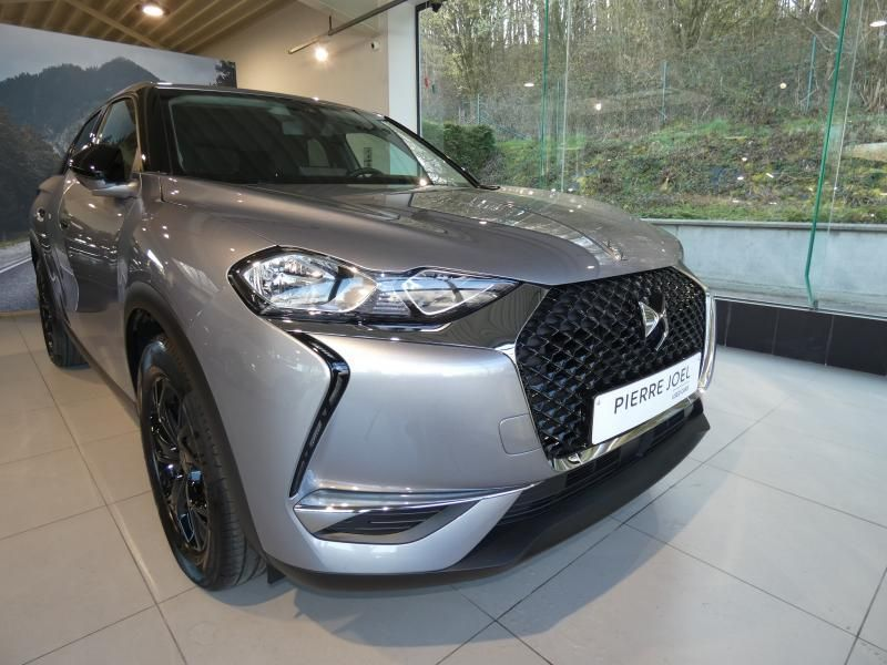 Occasion ds automobiles DS 3 Crossback So Chic Grey (GREY) 1