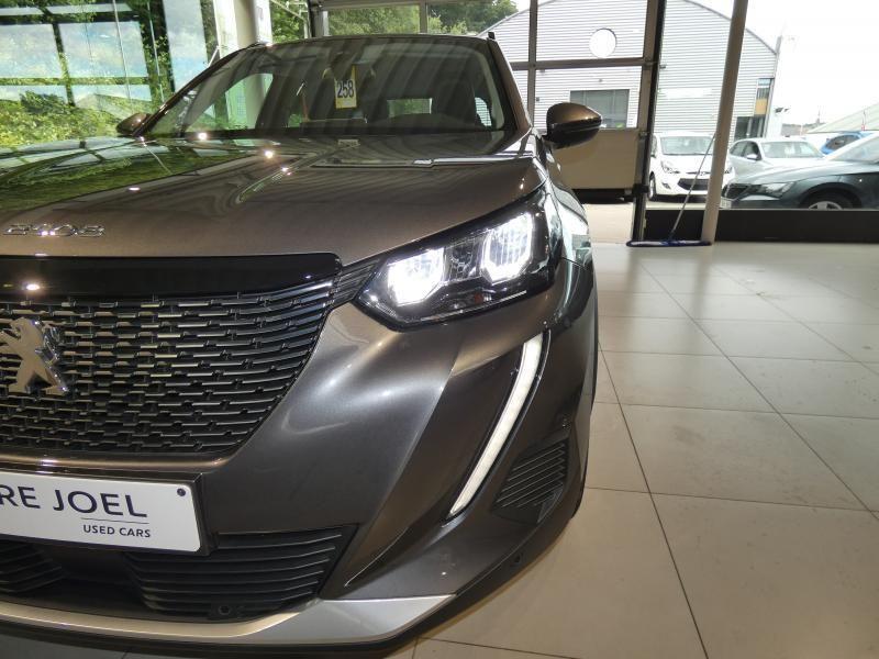 Used Peugeot 2008 II Allure Grey (GREY) 9