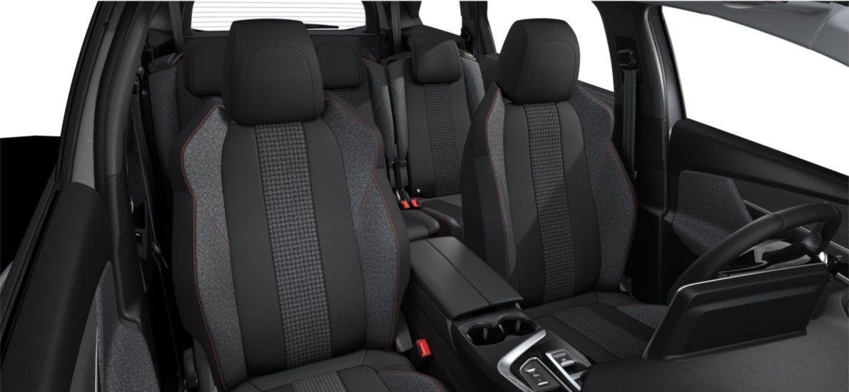 Nieuw Peugeot 5008 SUV Active Pack 1.2 PureTech 130 ch ?6.3 EAT8 Gris Artense (M0F4) 12