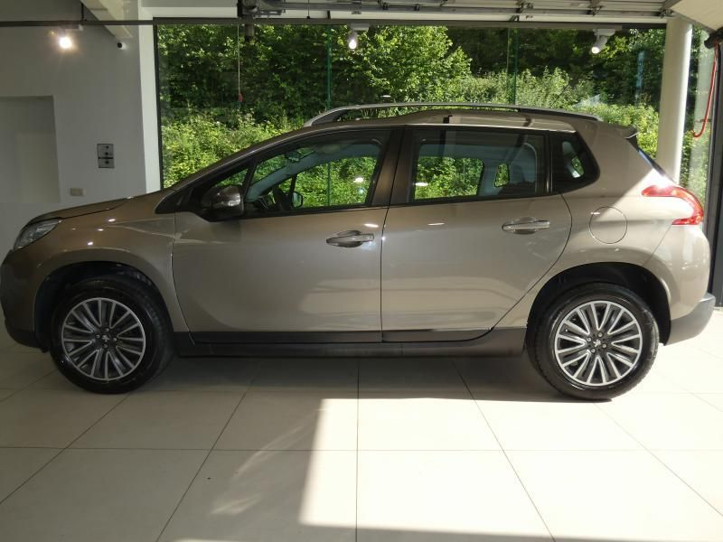 Used Peugeot 2008 Active Grey (GREY) 5