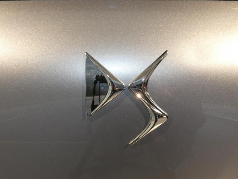 Occasion ds automobiles DS 3 Crossback So Chic Grey (GREY) 4