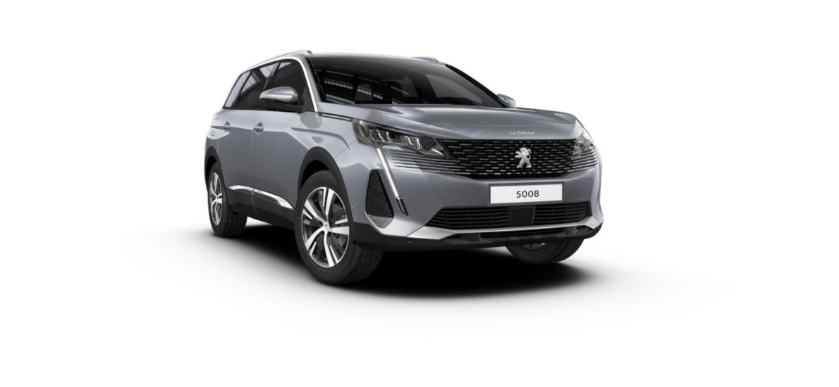 Nieuw Peugeot 5008 SUV Allure Pack DV5RC/UE63 1.5L DIES S&S Manuelle 6 vitesses Gris Artense (M0F4) 6