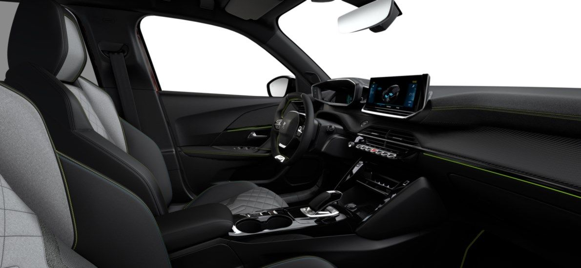 Nieuw Peugeot New 2008 SUV GT Electrique e- AUTOMATIQUE A REDUCT Rouge Elixir (M5VH) 11