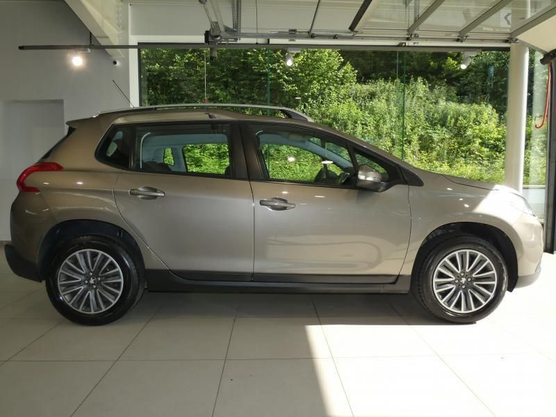 Used Peugeot 2008 Active Grey (GREY) 2