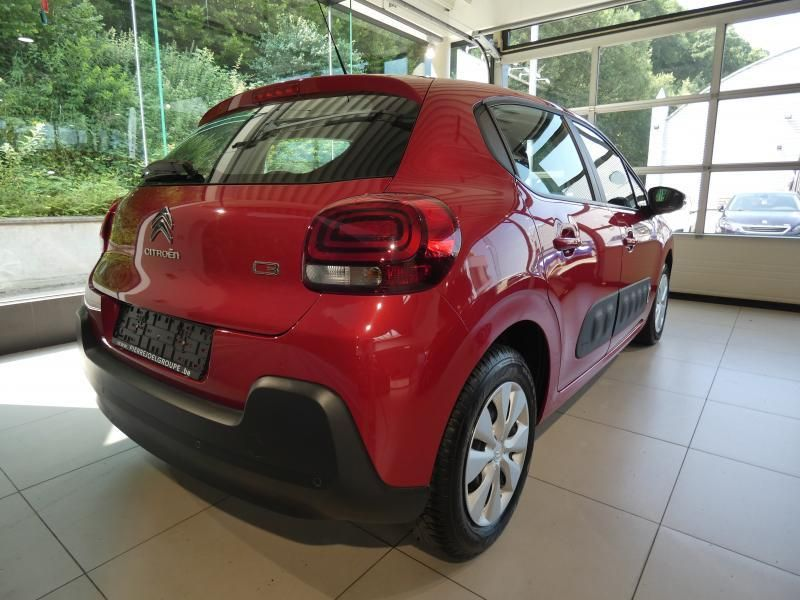Occasie Citroen C3 Feel Red (RED) 3