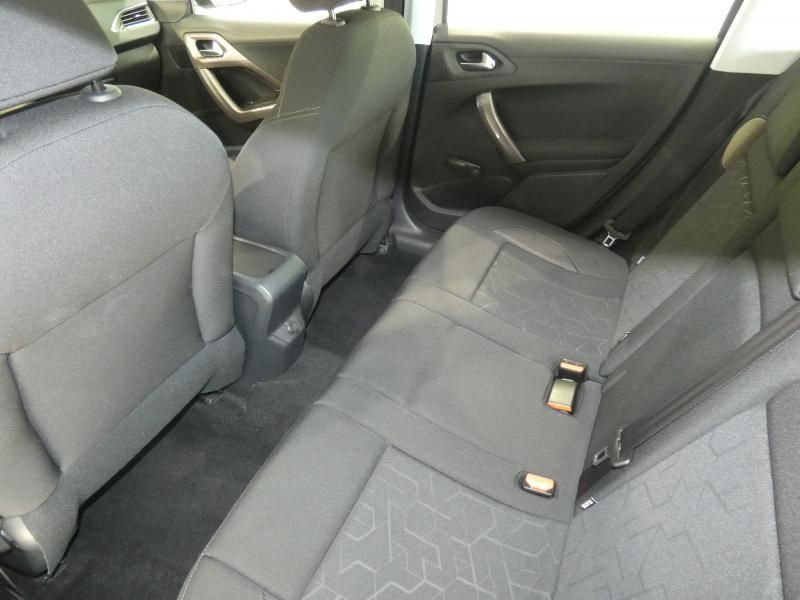 Used Peugeot 2008 Active Grey (GREY) 8