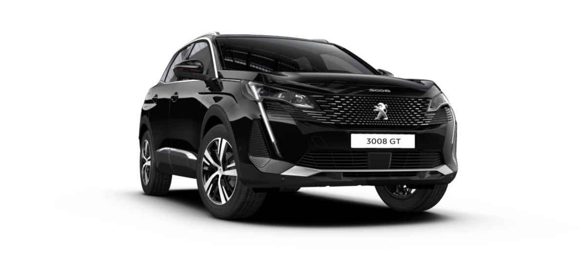 Nieuw Peugeot 3008 SUV GT 1.5 BlueHDi 130 ch EAT8 Noir Perla Nera (M09V) 6