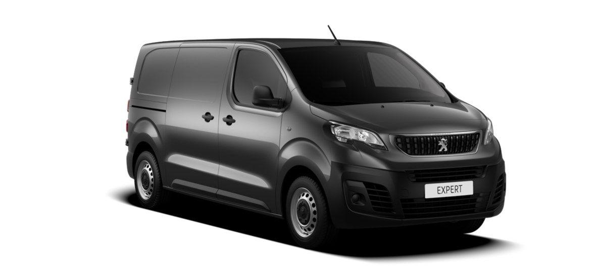 Nieuw Peugeot Expert Standard Premium 2.0 BlueHDi 120 ch S&S FAP S&S Manuelle 6 vitesses Gris Platinium (M0VL) 4
