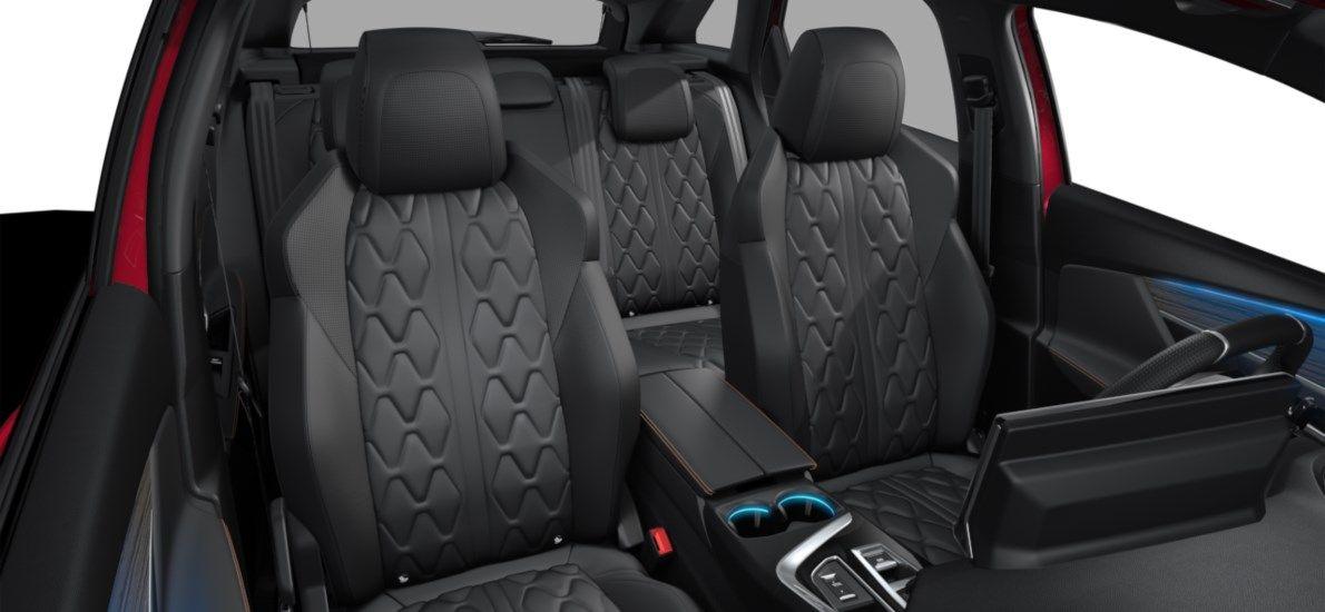 Nieuw Peugeot 3008 SUV GT Pack 1.2 PureTech 130 ch ?6.3 EAT8 Rouge Ultimate (M5F3) 12