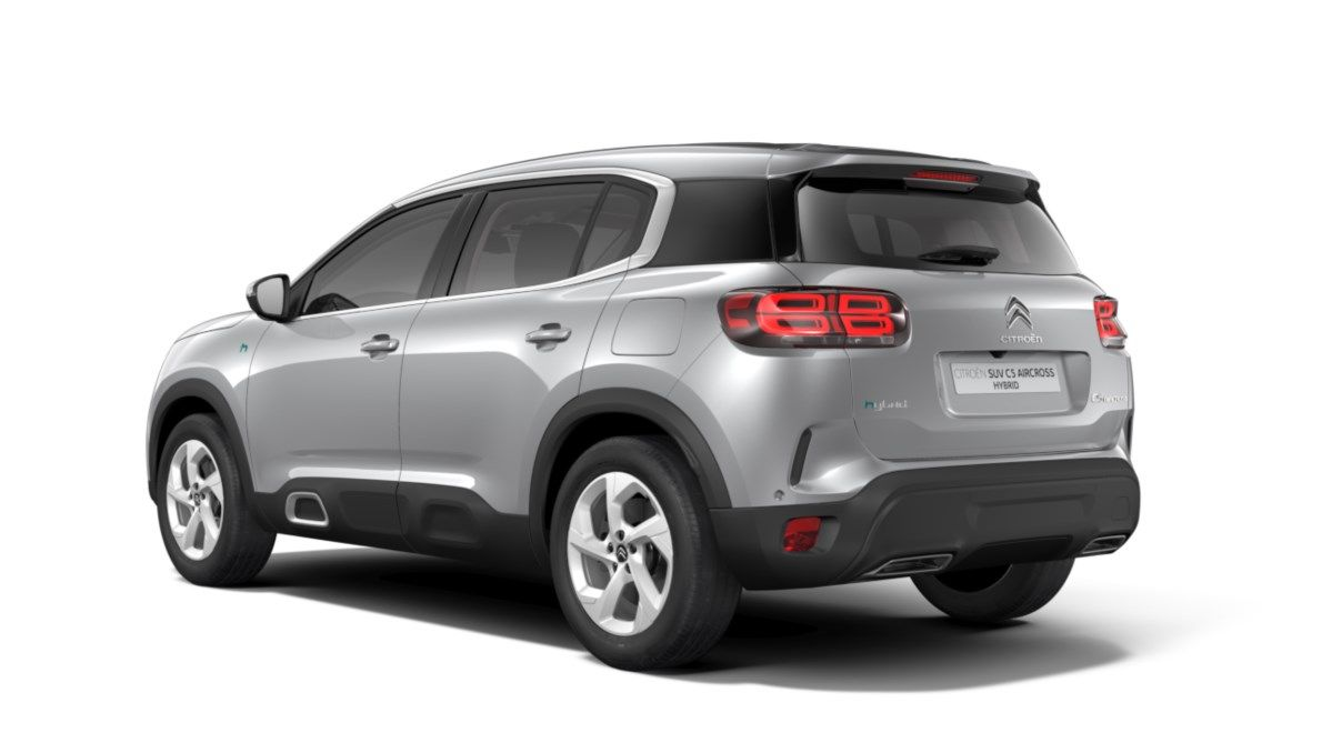 Nieuw Citroen SUV C5 Aircross SUV Feel EP6FADTXHP 1.6L ESS 4X2 AUTOMATIQUE 8 RA Gris Platinium (M0VL) 3