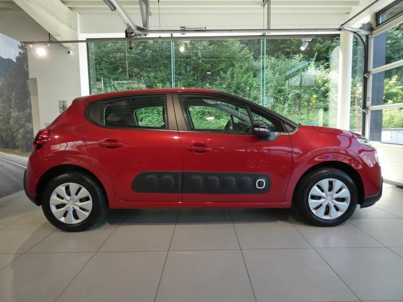 Occasie Citroen C3 Feel Red (RED) 2