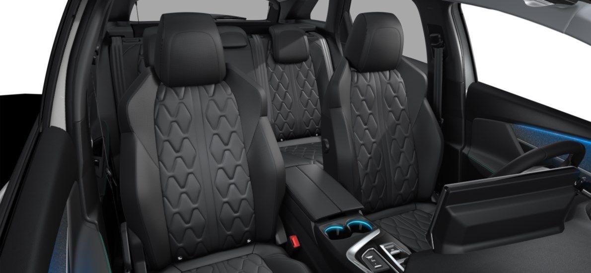 Nieuw Peugeot 3008 SUV Allure Pack Hybride Hybrid 225 ch 4X2 AUTOMATIQUE 8 RA Gris Platinium (M0VL) 12