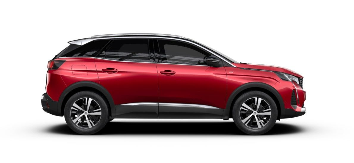 Nieuw Peugeot 3008 SUV GT 1.5 BlueHDi 130 ch EAT8 Rouge Ultimate (M5F3) 4