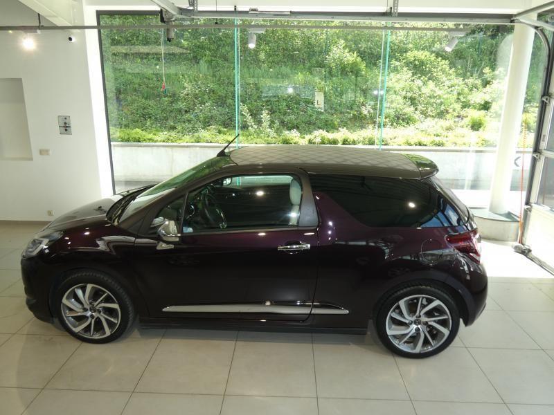 Occasie ds automobiles DS 3 Cabrio SPORT AUTO Burgundy (BURGUNDY) 11