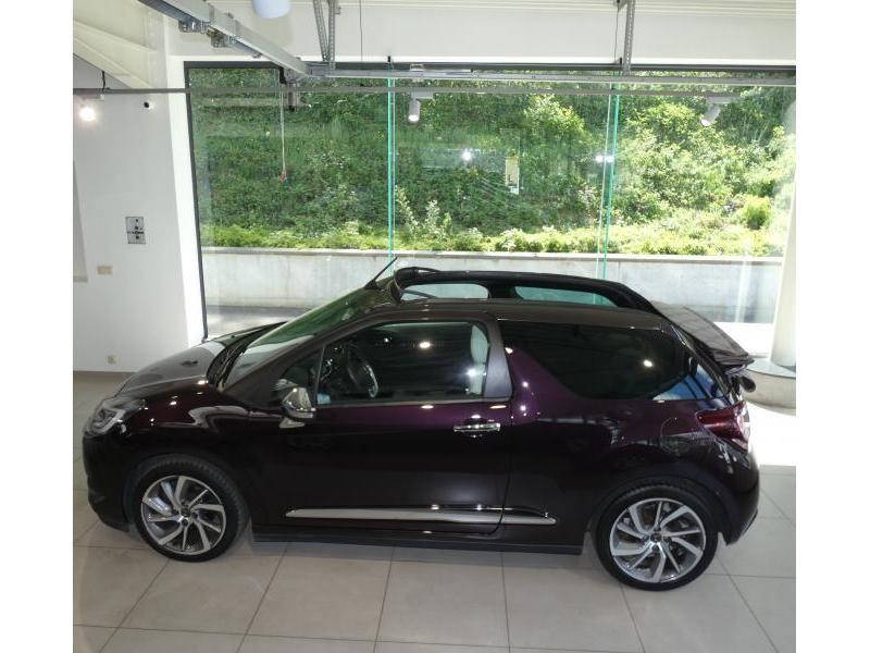 Occasie ds automobiles DS 3 Cabrio SPORT AUTO Burgundy (BURGUNDY) 5