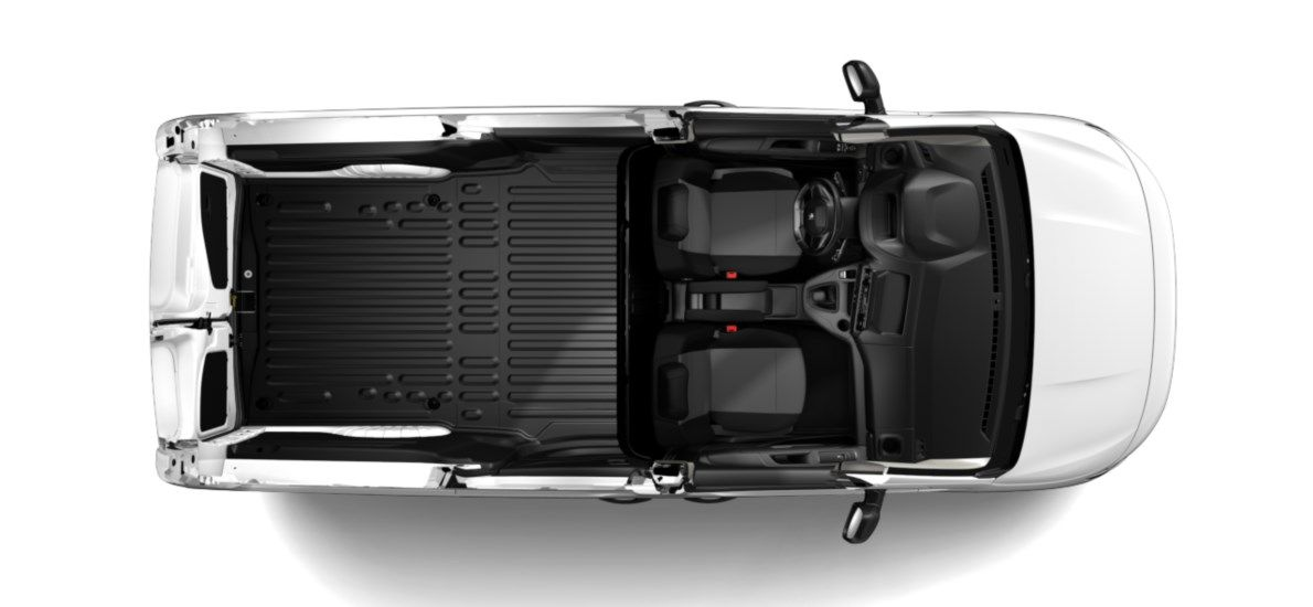 Nieuw Peugeot Partner Long Heavy Premium 1.5 BlueHDi 130ch S&S S&S Manuelle 6 vitesses Blanc Banquise (P0WP) 10