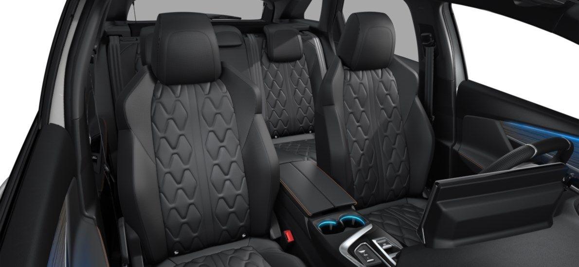 Nieuw Peugeot 3008 SUV GT Pack Hybride Hybrid 225 ch 4X2 AUTOMATIQUE 8 RA Blanc Nacré (M6N9) 12