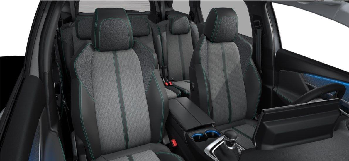 Nieuw Peugeot 5008 SUV Allure Pack DV5RC/UE63 1.5L DIES S&S Manuelle 6 vitesses Gris Artense (M0F4) 12