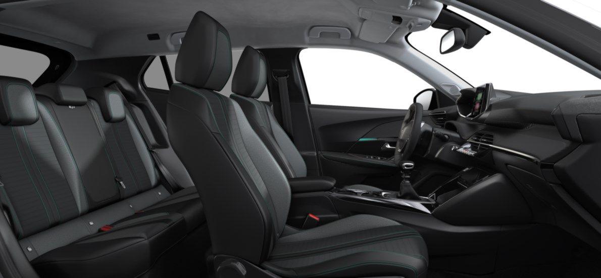 Nieuw Peugeot New 2008 SUV Allure 1.2 PureTech 130 S&S S&S Manuelle 6 vitesses Gris Artense (M0F4) 12