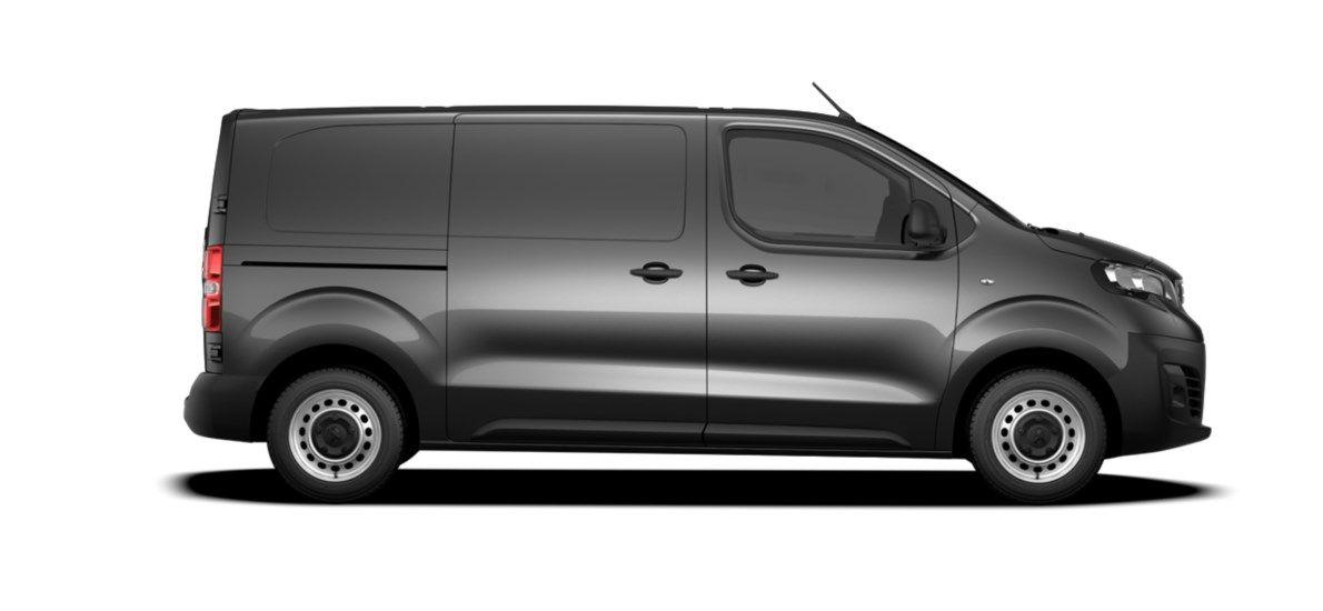 Nieuw Peugeot Expert Standard Premium 2.0 BlueHDi 120 ch S&S FAP S&S Manuelle 6 vitesses Gris Platinium (M0VL) 2