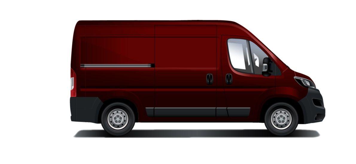 Nieuw Peugeot Boxer 435 L2H2 Packs DW12 S&S Manuelle 6 vitesses Gris Artense (M0F4) 1