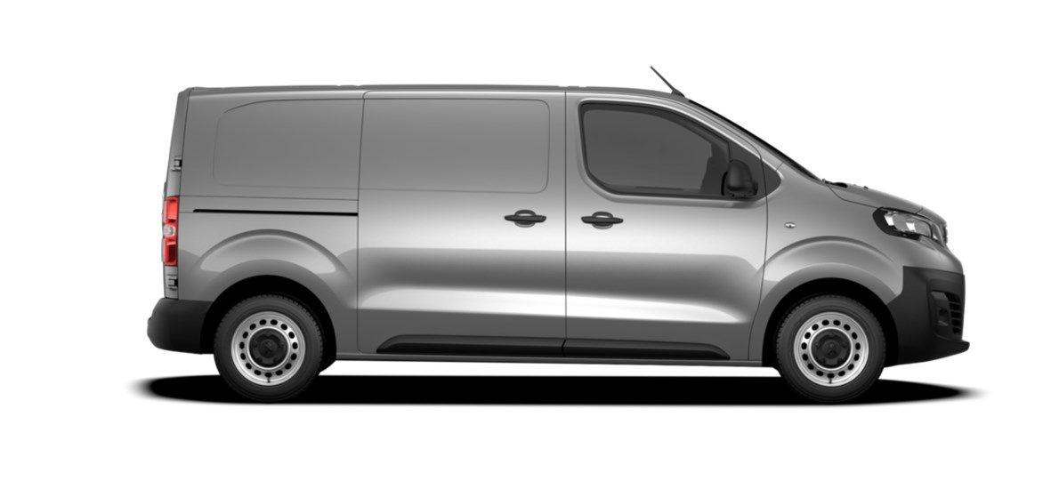 Nieuw Peugeot Expert Standard Premium 2.0 BlueHDi 120 ch S&S FAP S&S Manuelle 6 vitesses Gris Artense (M0F4) 2