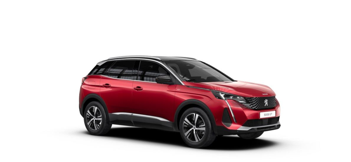 Nieuw Peugeot 3008 SUV GT 1.5 BlueHDi 130 ch EAT8 Rouge Ultimate (M5F3) 5