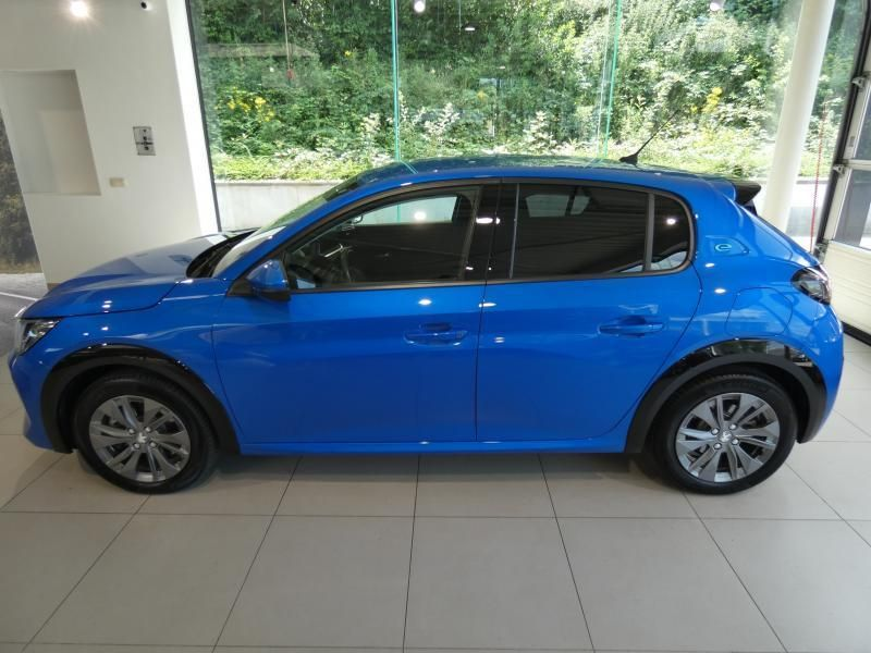 Used Peugeot 208 II Allure Blue (BLUE) 5