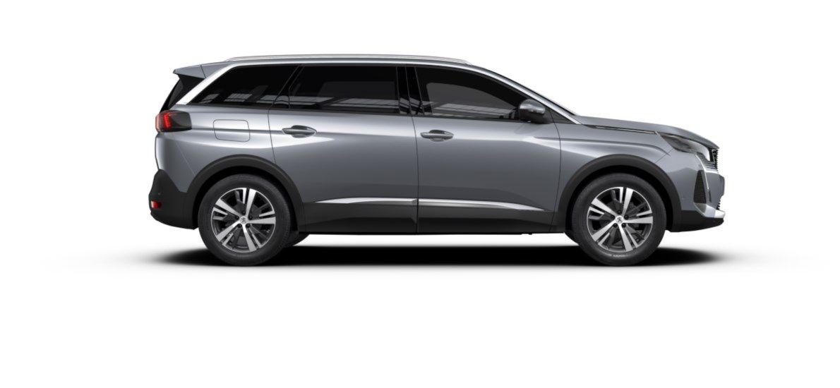 Nieuw Peugeot 5008 SUV Allure Pack DV5RC/UE63 1.5L DIES S&S Manuelle 6 vitesses Gris Artense (M0F4) 4