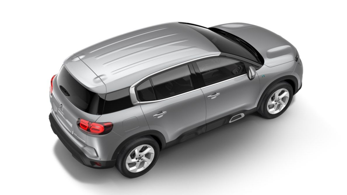 Nieuw Citroen SUV C5 Aircross SUV Feel EP6FADTXHP 1.6L ESS 4X2 AUTOMATIQUE 8 RA Gris Platinium (M0VL) 4