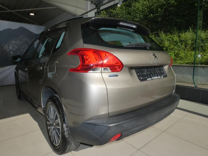 Used Peugeot 2008 Active Grey (GREY) 4