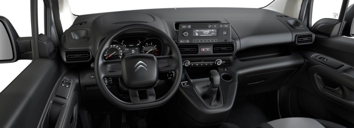 New Citroen Berlingo Van Taille XL Heavy Club 1.5 BlueHDi 130 S&S S&S Manuelle 6 vitesses Gris Platinium (M0VL) 11