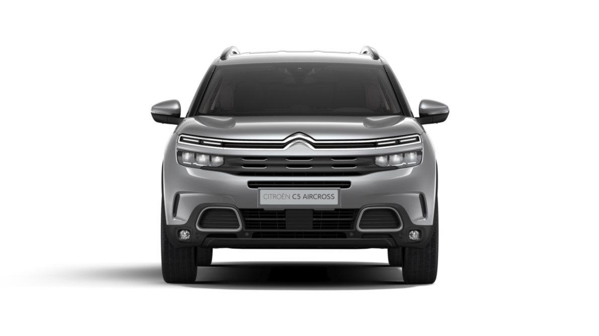 Nieuw Citroen SUV C5 Aircross SUV Feel Hybride DV5RC/UE63 1.5L DIES EAT8 Gris Platinium (M0VL) 5