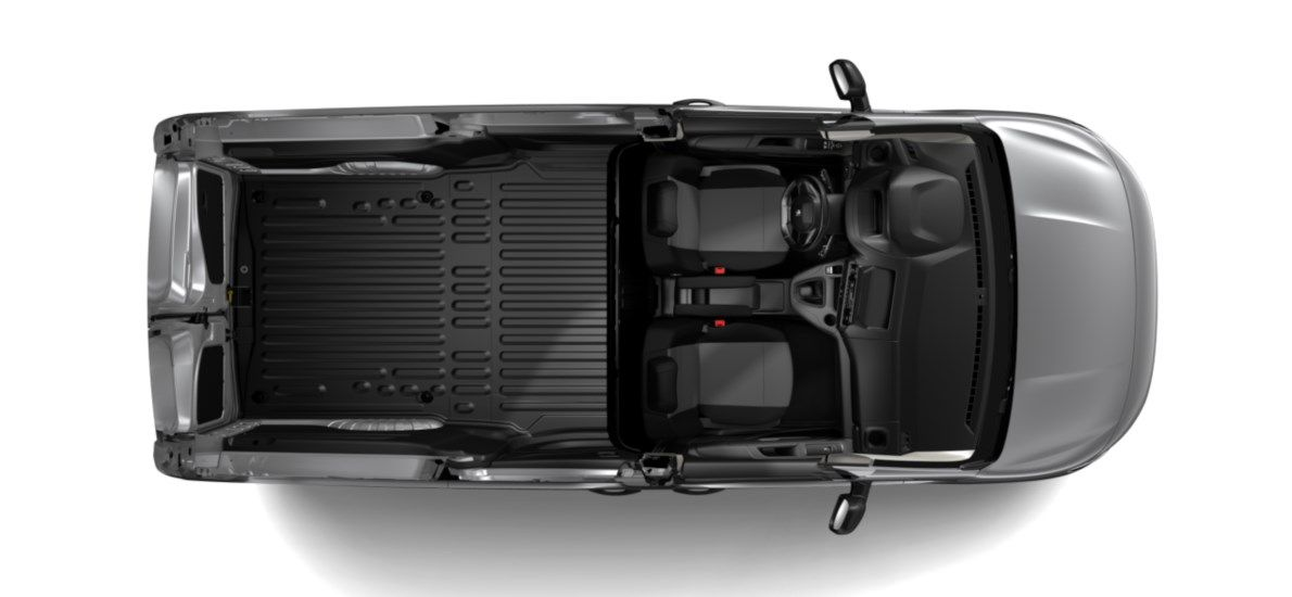 Nieuw Peugeot Partner Long Heavy Premium 1.5 BlueHDi 130ch S&S S&S Manuelle 6 vitesses Gris Platinium (M0VL) 10