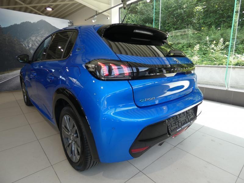 Used Peugeot 208 II Allure Blue (BLUE) 4