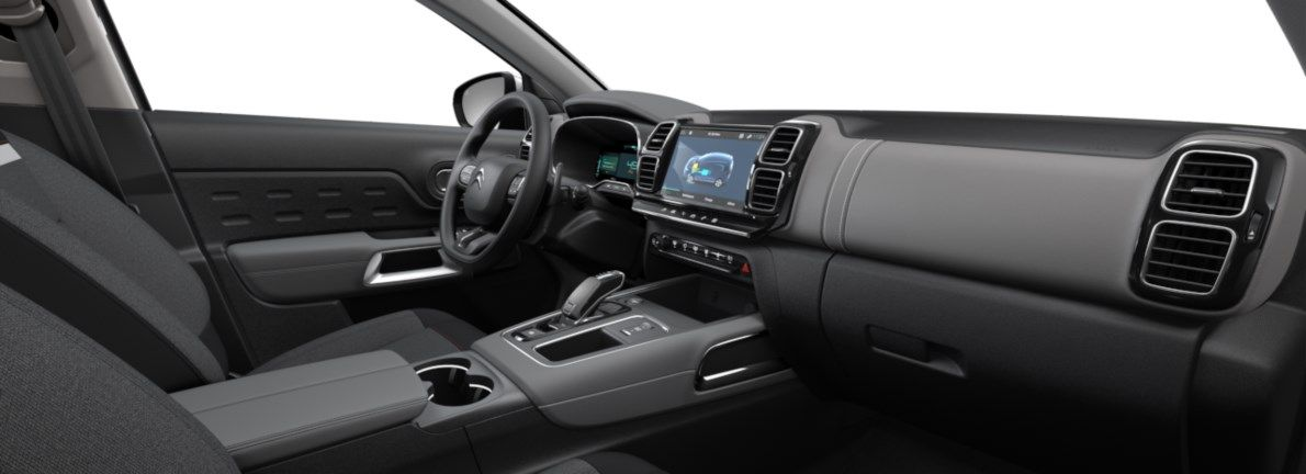 Nieuw Citroen SUV C5 Aircross SUV Feel EP6FADTXHP 1.6L ESS 4X2 AUTOMATIQUE 8 RA Gris Platinium (M0VL) 11