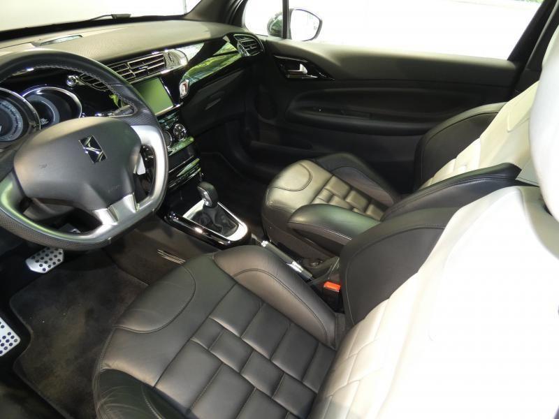 Occasie ds automobiles DS 3 Cabrio SPORT AUTO Burgundy (BURGUNDY) 13