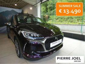 Occasie ds automobiles DS 3 Cabrio SPORT AUTO Burgundy (BURGUNDY)