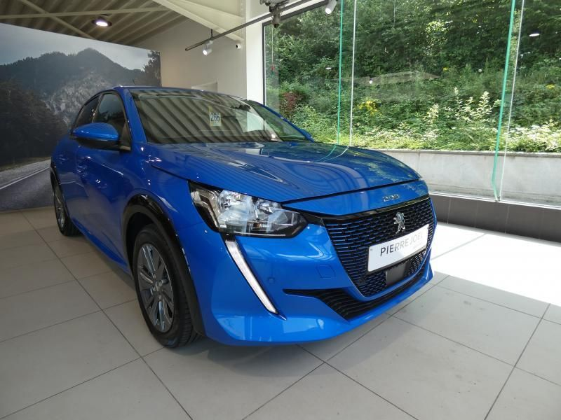 Used Peugeot 208 II Allure Blue (BLUE) 1