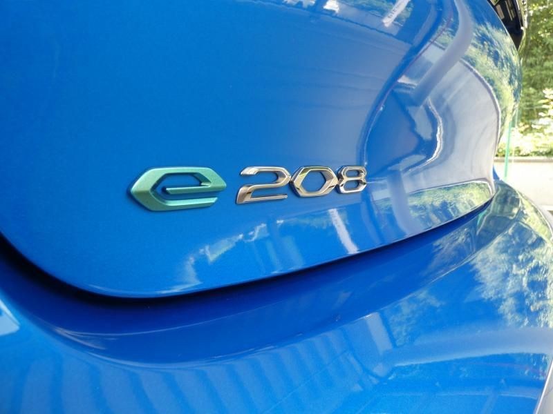 Used Peugeot 208 II Allure Blue (BLUE) 16