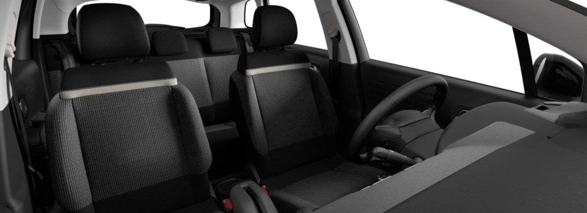 Nieuw Citroen SUV C3 Aircross BERLINE FAMILIALE MOYENNE HAUTE 1.2 PureTech 110 S&S S&S Manuelle 6 vitesses Gris Artense (M0F4) 12