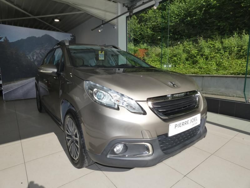 Used Peugeot 2008 Active Grey (GREY) 1